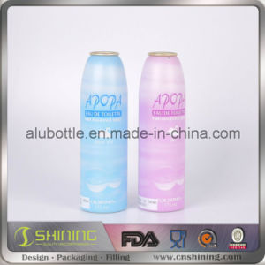 Empty Aluminum Aerosol Can for Foam Products