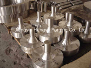 Hot Forged Stainless Steel Hubbed Flange of Material A182 F22