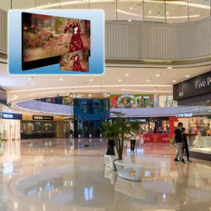 LED Display 47′′ LG Multi-Screen Splicing LED Screen pictures & photos