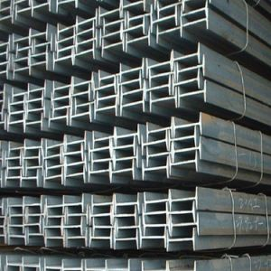 JIS Standard H Beam /Boron Alloyed H Beam/Carbon H Beam Steel pictures & photos