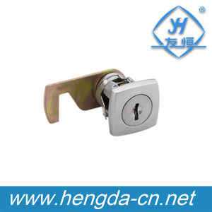 Yh9725 Square Head Cabinet Cam Lock Master Key pictures & photos