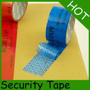 Tamper Proof Security Packaging Void Tape for Packing Protection pictures & photos
