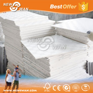 PVC Laminated 60X60 Gypsum Ceiling Board and Ceiling Tile for Decoration pictures & photos