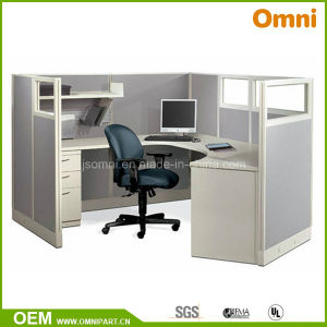 Single Office Cubicle; Metal Tile System Workstation (OMNI-MP-003) pictures & photos