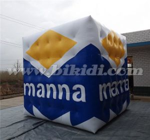 3m Outdoor Advertising Square Helium Balloons / Cube Inflatable Balloon K7164 pictures & photos
