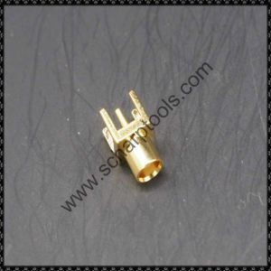 RF Coaxial MCX Connector pictures & photos
