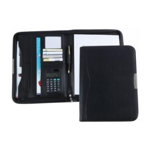 High Quality PU Leather Portfolio Organizer