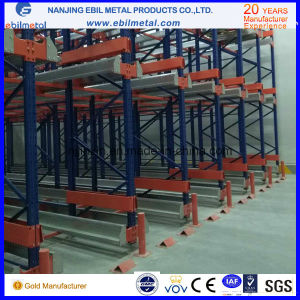 Radio Shuttle Rack Systems for High Storage Ratio (EBILMETAL-RSR) pictures & photos