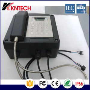 2016 Hot! Iecex Phone Explosionproof Phone Kntech Knex1 From Kntech pictures & photos