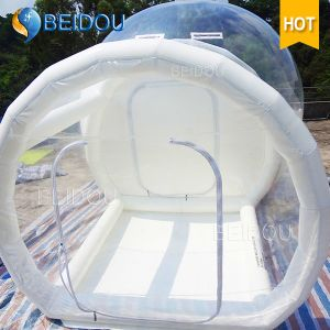 OEM Factory Wholesale Dome C&ing Tents Inflatable Lawn Igloo Transparent Clear Bubble Tent & China OEM Factory Wholesale Dome Camping Tents Inflatable Lawn ...