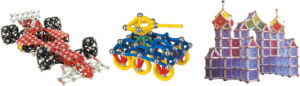 Educational Kid′s Magnetic Contruction Toy (UNI-Toy-002) pictures & photos