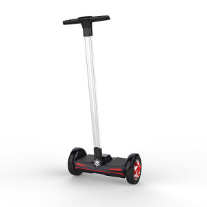 Smart Two Wheel Self Balancing Standing Electric Scooter with Handlebar