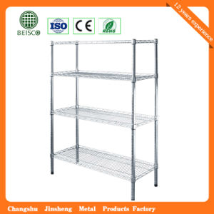 Heavy Duty Industrial Wire Shelving (JS-WS04) pictures & photos