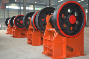 PE250X400 Jaw Crusher Capacity About 35 Tons Per Hour pictures & photos