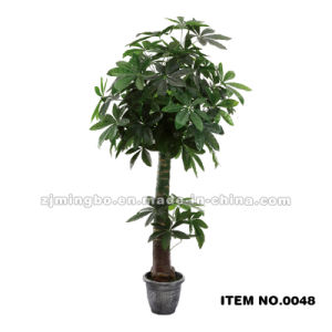 200cm High Quality Artificial Evergreen Plants Money Tree