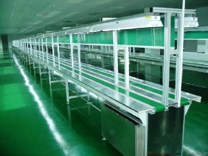 Packaging Industry Stainless Steel Roller Conveyor pictures & photos