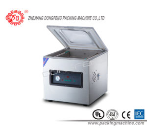 Food Automatic Vacuum Packing Machine (DZ-400) pictures & photos