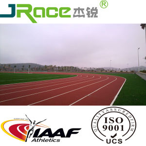 Wear Resistace PU Athletic Tracks pictures & photos