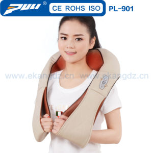 Home Car Kneading and Heating Body Massager for Health Care