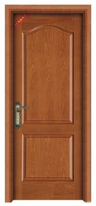 Sound Proof & Water Proof Aluminium Wood Room Door (CL-D2013) pictures & photos