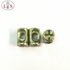Zinc Alloy Furniture Barrel Nut with High Quality pictures & photos
