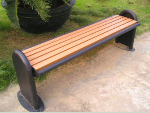 Most Comfortable Park Bench Without Backrest (FY 120X)