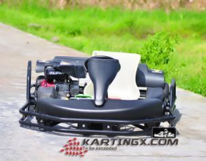 2016 New Karting 200cc Drift Go Kart Adults Racing Go Kart for Sale pictures & photos