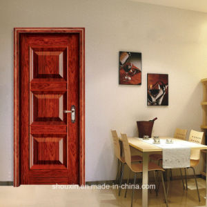 New Design China Manufacturer Metal Steel Door (sx-3-2047A) pictures & photos
