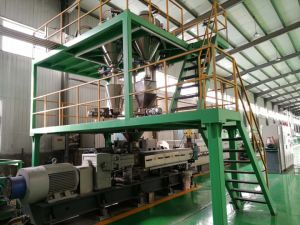 XPS Foam Board Extrusion Line XPS Extruded Foam Board Machine, XPS Foaming Extruding Line, XPS Board Extruder