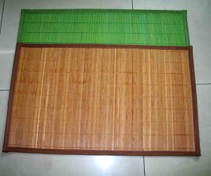 Bamboo Carpet / Cushion (BC-003)