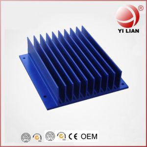 Aluminum Heatsink For IC Chip Heat Sink Cooler Silver Black Gold Radiator