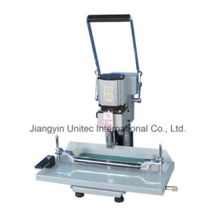 New Products Electric Tube Hole Paper Punching Machine Sk01-a