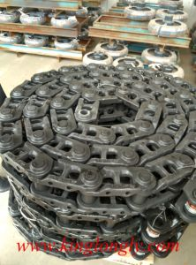 Excavator Track Chain Track Link for Construction Machinery and Mining Equipment