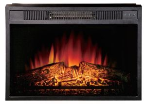 "CSA Certified 23"" Electric Firebox Fireplace with Remote Control"