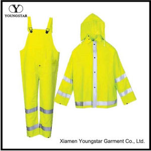 Quick Dry Custom Polyester Waterproof Overall / Work Clothes / Workwear pictures & photos