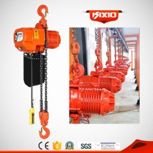 Kixio Electric Chain Hoist Lifting Machinery Crane Parts pictures & photos