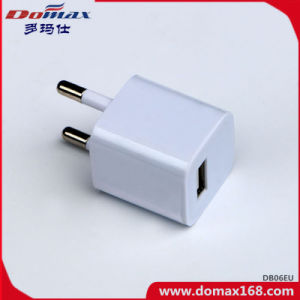 Mobile Phone Gadget EU Plug USB Travel Charger for iPhone pictures & photos