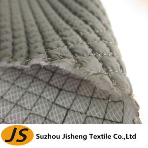 30d 360t Waterproof and Quilting Full Dull Nylon Fabric