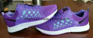 China Custom Made Running Sport Shoe Woman Sneaker Shoes