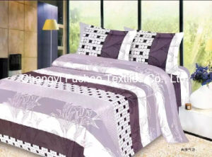 Poly/Cotton Bedding Set with Low Price T/C 65/35 pictures & photos