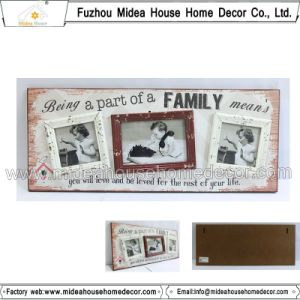 Vintage Photo Frame Multiple Photos