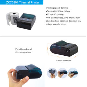 2inch Bluetooth Thermal Label Printer Support Android / Ios / Windows pictures & photos