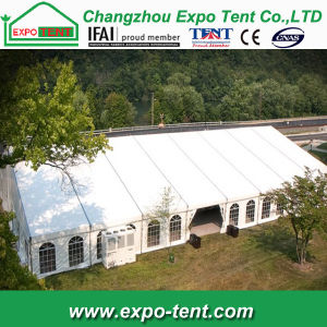 Large Marquee Wedding Tent with Clear Cover for Sale pictures & photos