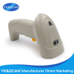 USB Handheld Laser Barcode Scanner with Ergonomic and Lightweight Design pictures & photos