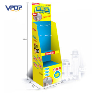 Mobile Accessories Hook Cardboard Floor Display