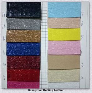Synthetic Leather, PU Leather for Shoes, Hand Bag pictures & photos