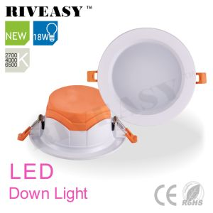 Orange 18W LED Spotlight LED Downlight with CE&RoHS pictures & photos