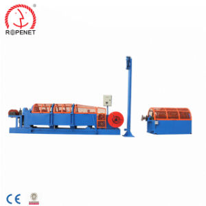 China Factory 3 Strand 4 Strand Rope Making Machine