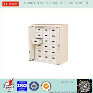 Steel Safe with Fileproof with 2 Retractable Doors Filing Cabinet