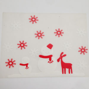 Christmas Promotion Gift Easy Washing Silicone Placemat Tablemat pictures & photos